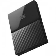 Външен диск HDD 3TB USB 3.0 MyPassport, Черен, WDBYFT0030BBK