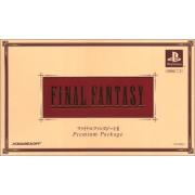 Square Enix Final Fantasy I+II [Premium Package] [Japan Import]