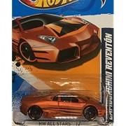 HOT WHEELS Hot Wheels Lamborghini Reventon lamborghini reventon orange # 121