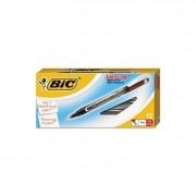 Intensity Permanent Marker Pen, .5mm, Fine, Red, Dozen