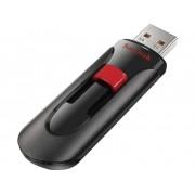 SanDisk Cruzer® Glide™ USB-minne 64 GB Svart SDCZ60-064G-B35 USB 2.0