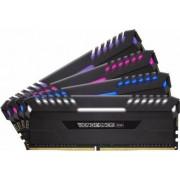 Kit Memorie Corsair Vengeance RGB LED 4x8GB DDR4 3200MHz CL16 Quad Channel