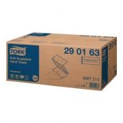 Essity Professional Hygiene Serviettes TORK 2 couches, motif gaufré blanc L230xl250env.mm adapté à 90 00 474