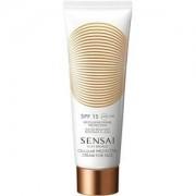 SENSAI Cuidado para el sol Silky Bronze Cellular Protective Cream For Face SPF 30 50 ml
