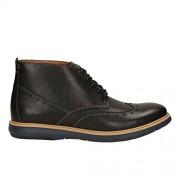 Clarks Men's Flexton Mid Black Boots - 8 UK/India (42 EU)