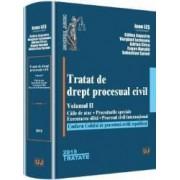 Tratat De Drept Procesual Civil Vol.2 Caile De Atac. Procedurile Speciale. Executarea Silita. Proce