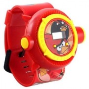only4you Angry Bird Kids Projector Watch
