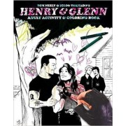 Henry & Glenn Adult Activity and Coloring Book, Paperback