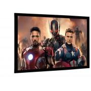 Euroscreen Frame Vision FlexWhite med Veltex 2.35:1 85 tum 85 tum