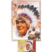 Wild Republic Native Puzzle American 500 Pieces