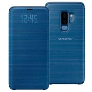 Samsung Galaxy S9+ LED View Cover EF-NG965PLEGWW - Blauw