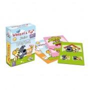 Woezel en Pip kwartetspel voor kinderen