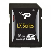 Card memorie SDHC Patriot LX 16GB Class 10