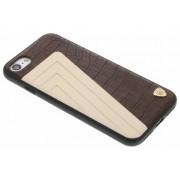 Hybrid Case voor de iPhone 8 / 7 - Bruin