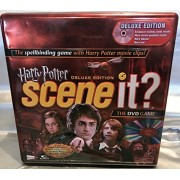 Scene It? Deluxe Harry Potter Edition