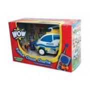 WOW Masina Politie Charlie - 04050