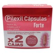 Pilexil Duplo Anticaida Cápsulas Forte Cabello y uñas 100 + 100 cápsulas
