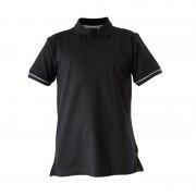 Tricou bumbac polo / negru - 3xl