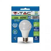 LED Bulb - 10W E27 A60 Thermoplastic 3000K Blister