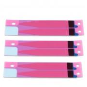 FIX4smarts Antistatic Battery Adhesive Strips - самозалепящи се антистатични ленти за батерията на iPhone 8, iPhone 7, iPhone 6S (3 броя)
