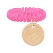 Invisibobble The Traceless Hair Ring elastico per capelli con medaglietta 1 pz tonalità Lisa & Lena donna