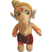 Babyjoys ooh My Friend Ganesha Soft Toy Baby Favorite Idol
