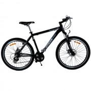 Bicicleta mountainbike Omega Dominator 26 negru albastru