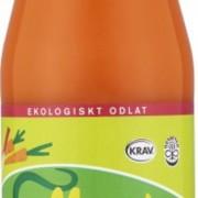 Saltå Kvarn Morotsjuice 750 ml
