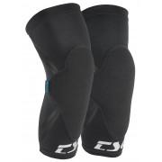 TSG Dermis A Sleeve Knee Guards : black - Size: XXSXS