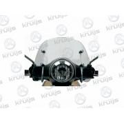 Windscherm Laag model Vespa LX Inclusief bevestiging