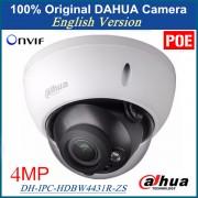 Dahua English Firmware IPC-HDBW4431R-ZS IP Camera 4MP Varifocal Motorized Lens Support POE Replacement for IPC-HDBW4300R-Z