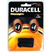 Duracell Fietsverlichting - voor & achter Bunny Eyes (BIK-M01DU)