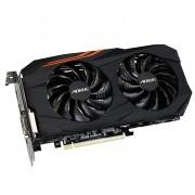Видеокарта GigaByte Radeon RX 580 1340Mhz PCI-E 3.0 4096Mb 7000Mhz 256 bit DVI HDMI DP HDCP GV-RX580AORUS-4GD