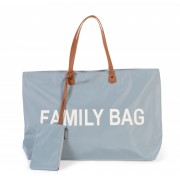 FAMILY BAG, LIGHT GREY