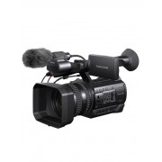 SONY HXR NX100 camera video 4K handheld