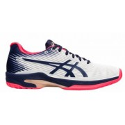 ASICS Solution Speed FF White/Peacot Women - 2020 (41.5)