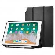 Spigen Pouzdro / kryt pro iPad 2017 / 2018 - Spigen, Smart Fold 2 Black