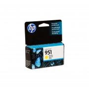 Cartucho de tinta HP 951 Amarillo Original CN052AL.