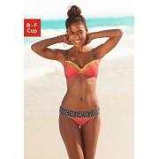 KANGAROOS Beugel-bikini in batik-look (2-delig)