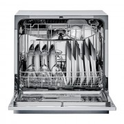 Candy Dishwasher CDCP 8/E-S Table, Width 55 cm, Number of place settings 6