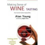 BOARD & BENCH PUB Making Sense of Wine Tasting