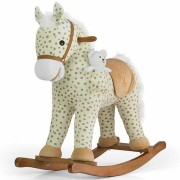 Hintaló Milly Mally Pony Gray Dot