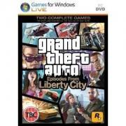 Joc PC Rockstar Grand Theft Auto Episodes from Liberty City