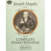 Joseph Haydn Complete Piano Sonatas, Volume II: 002