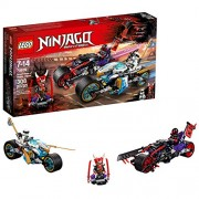 LEGO Ninjago Street Race of Snake Jaguar 70639 Building Kit (308 Piece)