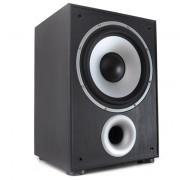 LTC SW100BL, активен бас субуфер,100 W, черен (SW100BL)