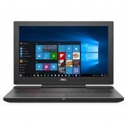 Laptop Dell Inspiron 5587 15.6 inch UHD Intel Core i7-8750H 16GB DDR4 1TB HDD 512GB SSD nVidia GeForce GTX 1060 OC 6GB Windows 10 Home Black 3Yr CIS