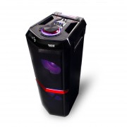 Bafle Potenciado Portátil Novik Neo Thunder Bluetooth 1800W