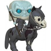 Figurina Funko Pop Rides Game Of Thrones Mounted White Walker On Horse Vinyl Figure