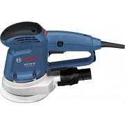 Şlefuitor cu excentric Bosch Professional GEX 125 AC, 340 W, 12.000 rpm, 24.000 vibraţii/min., Diametru disc 125 mm, Albastru, 0601372565